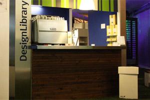 Cestini al Design Library Caf