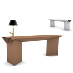tavolo in cartone