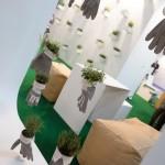 Mobili in cartone, arredamento sostenibile, 100% riciclabile